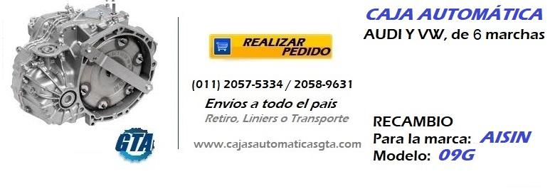 caja automatica 09g