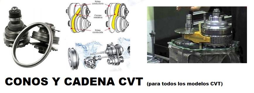 cadena cvt